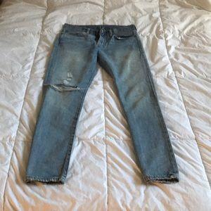 Levi's 511 waist:31 length:30